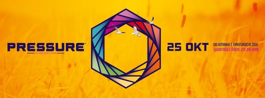 25.10.2014 Pressure Festival